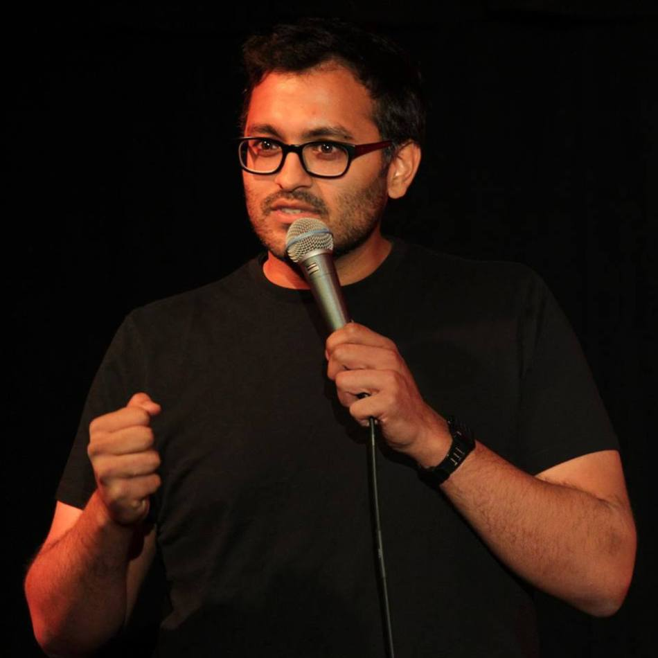 tushar stand-up